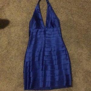 BCBGMaxAzria Bandage Dress Sz 4